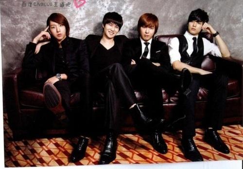 CN BLUE Postpones The Release Of Their First Full Album