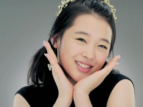 f(x) Sulli's Charming Childhood Pictures