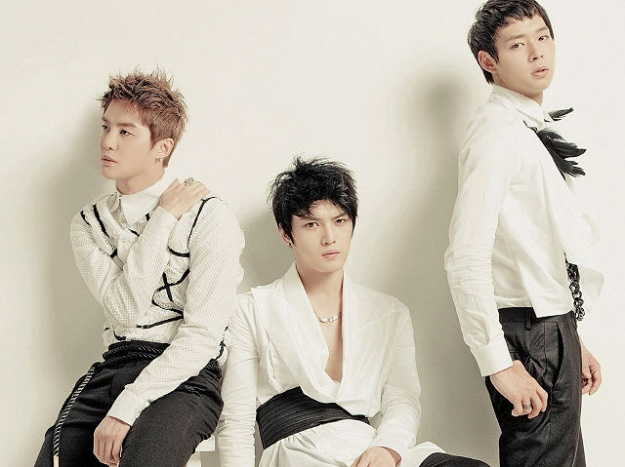 "JYJ Reveals Official Full MV for ""In Heaven"""