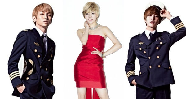 """Super Junior Kyuhyun, SNSD Sunny and SHINee Key to Star in Musical """"Catch Me if You Can"""""""