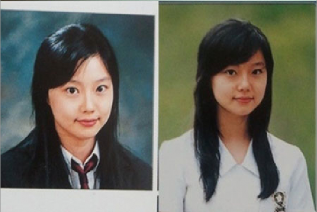 Moon Chae Won's Middle School Graduation Pictures Gain Attention