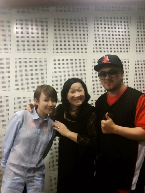 Haha's Mother Will Make Her Radio Debut Soon
