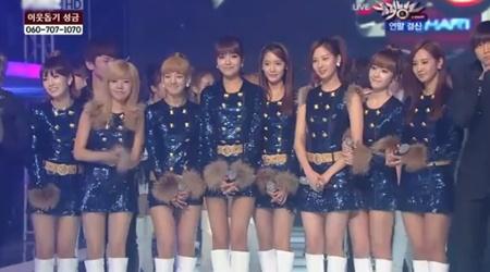 KBS Music Bank 12.17.10 : Year End Speical