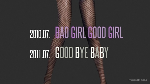 Miss A Launches Teaser Site for New Album
