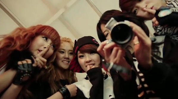 "4Minute Release ""Heart to Heart"" Teaser"