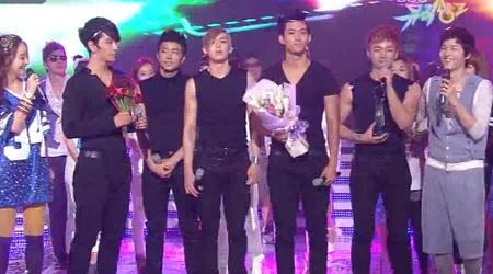 Music Bank 05.07.10 Performances