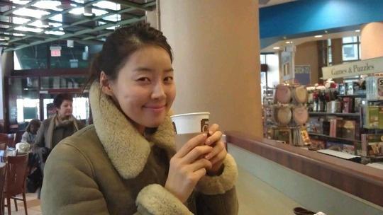 Han Ji Hye Reveals Her Fancy House in Chicago