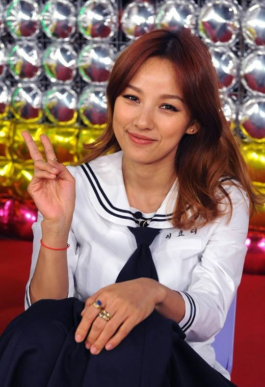 Lee Hyori's Unusual Nickname