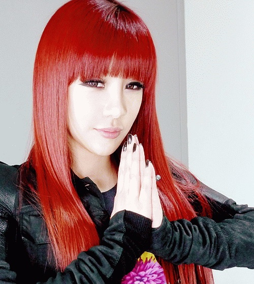 Park Bom Snaps Photo with Her Adorable Puppy