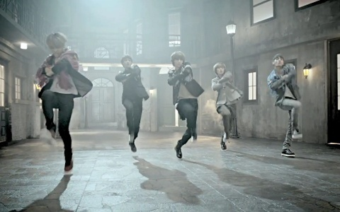 """SHINee Releases Special Teaser for Japanese Version of """"Sherlock"""""""