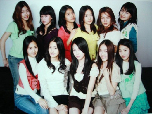 Celebrities who Almost Became SNSD Members