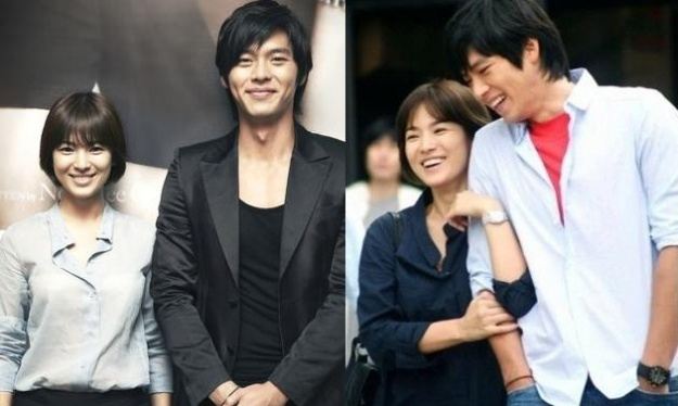 The No.1 Couple Most Likely to Get Back Together Goes to… Hyun Bin and Song Hye Kyo!