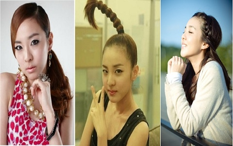 What's Hottest: Sandara's Endless Hairstyle Extravaganza!