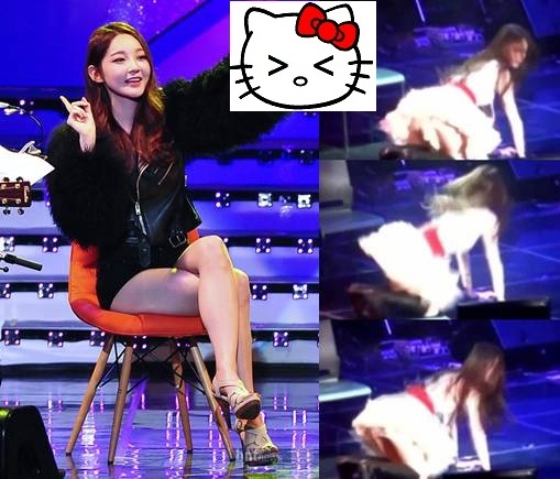 How Much Is Too Much? Davichi Kang Min Kyung's Awkward Sexy Dance
