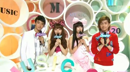 MBC Music Core 11.06.10