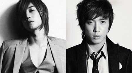 Yonghwa Vs. Hyun Joong For Mischievious Kiss