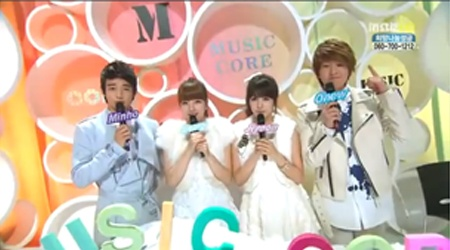 MBC Music Core 01.08.11