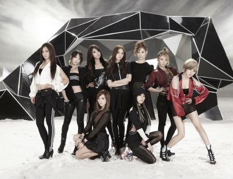 "Girls' Generation's ""The Boys"" on UK's ""The Guardian"""