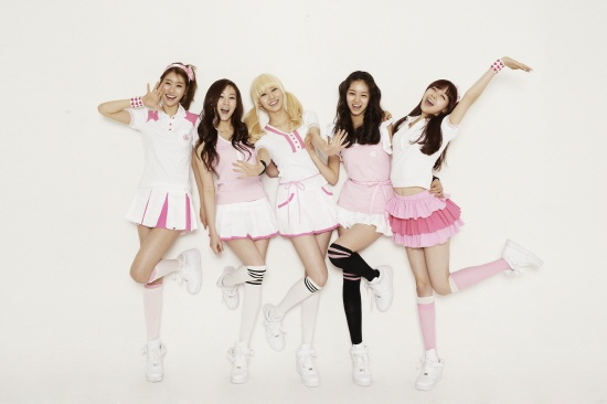 Girl's Day to Release 2012 Calendar Package