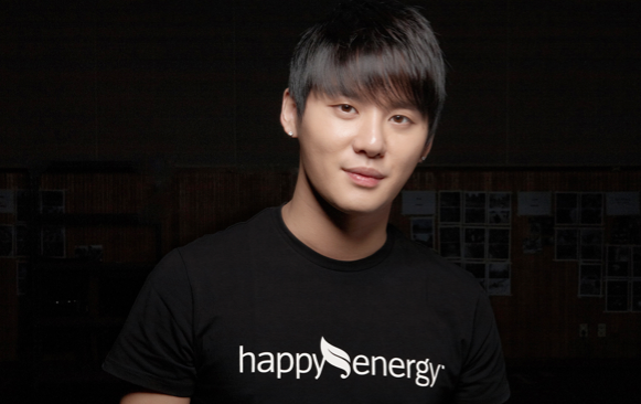 JYJ's Junsu Donates Unwashed Jersey for Charity