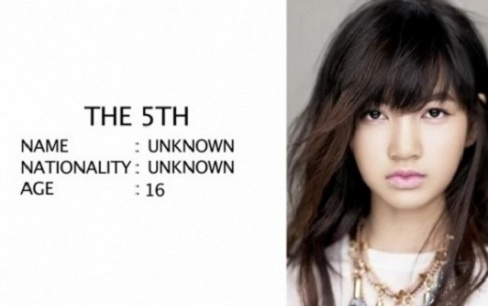 Another Photo of YG Girl Group's Fifth Mystery Girl!