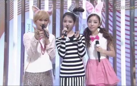 SBS Inkigayo 02.26.12