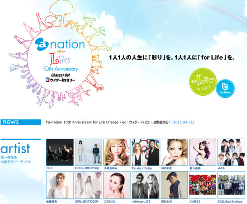 DBSK, BoA, and After School to Perform at Avex Concert Tour in Japan