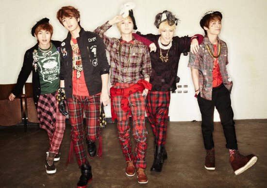 SHINee's Guerrilla Album Release Event Canceled in Japan