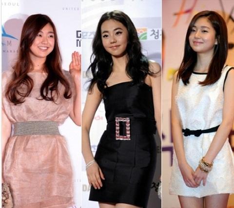 "Wonder Girls' Sohee, ""We Got Married's"" Kwon Risae, and ""High Kick S3's"" Baek Jin Hee Are Triplets?!"
