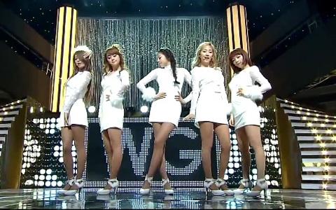 SBS Inkigayo 12.04.11