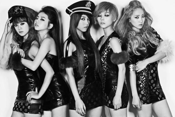 """Wonder Girls Unveil """"Wonder World"""" Track List"""