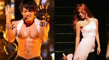 Mnet M! Countdown 04.15.10 Performances