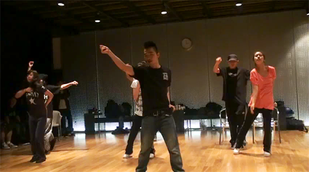 """I Need A Girl"" Choreography Practice Video"