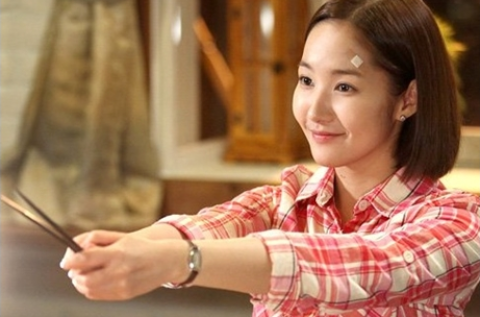 "Park Min Young to Take First Break in Five Years Following ""Glorious Jane"""
