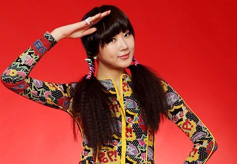 Dal Shabet Subin Expresses her Feelings for BIGBANG G-Dragon