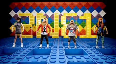[MV] 2NE1 – Don't Stop The Music by Fiore (Yamaha CF ver.)