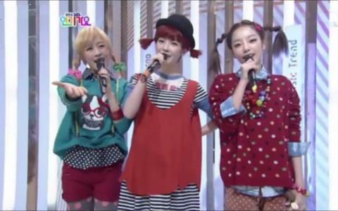 SBS Inkigayo 02.19.12