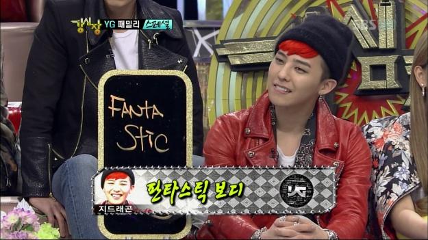 "G-Dragon Thinks T.O.P's Body Is Erotic, CL: ""I've Seen Him Pull Down Something"" [Full]"