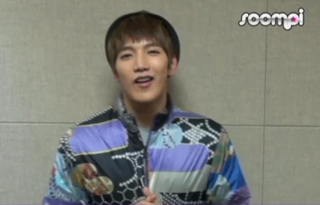 [Exclusive] 2PM's Junsu (Jun. K) Sends Shout Out Video to Soompi