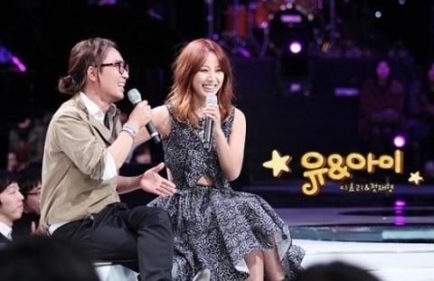 Lee Hyori Almost Became a Hip Hop Warrior Princess with Jaurim's Brother
