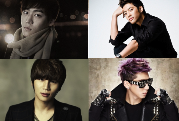 The Rise of Male Solo Artists Among the Idol Group Scene