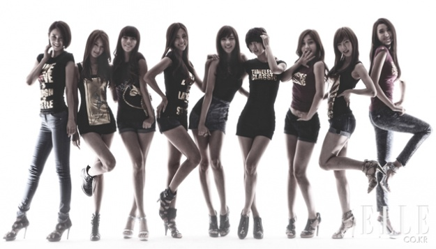 The Average Height of Girl Groups has Increased
