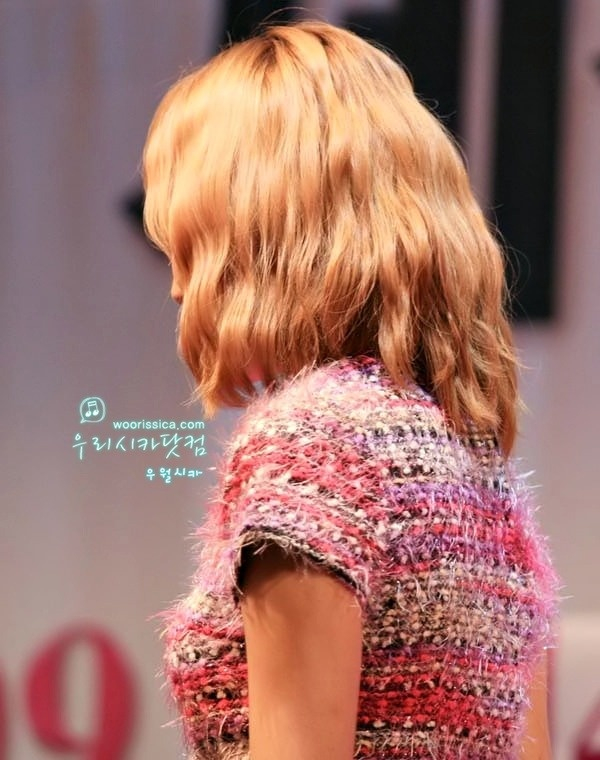 Legally Blonde Press Conference (SNSD Jessica)