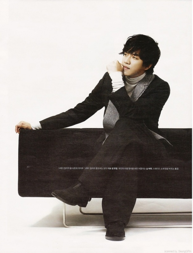 Artist of the week – Lee Seung Gi