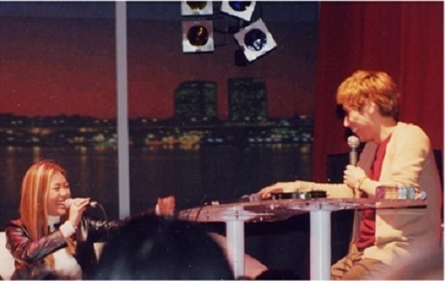 Park Jung Hyun and Yoon Jong Shin 10 Years Ago