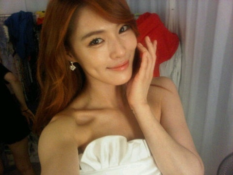 After School's Kahi Looks Hot in a Body Suit