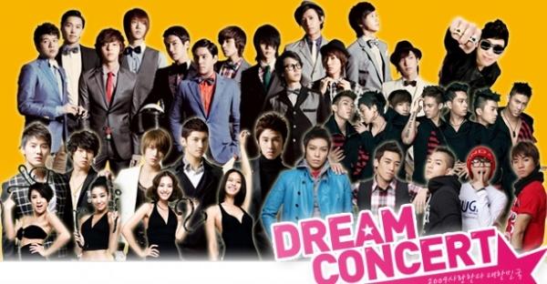 Dream Concert 2009