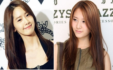 f(x)'s Krystal Looks More Like SNSD's Yoona than her Real Sister Jessica?!