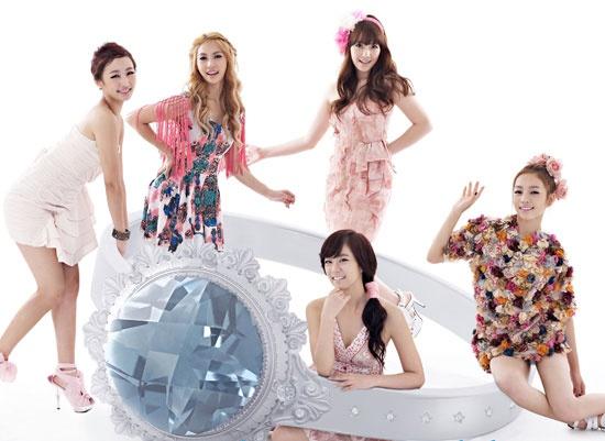 Kara is Looking to Sell 1 Million Albums in Japan