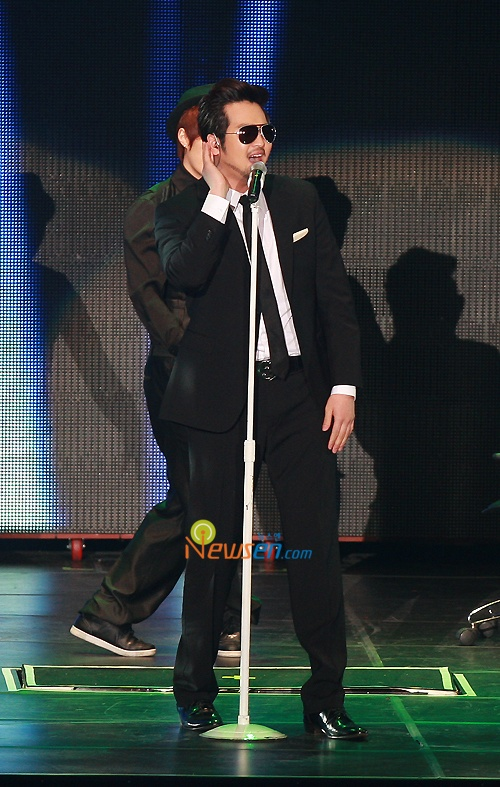 Anycall Corby Familly Festival (Kim Tae Woo)